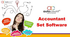 autocount accountant set software