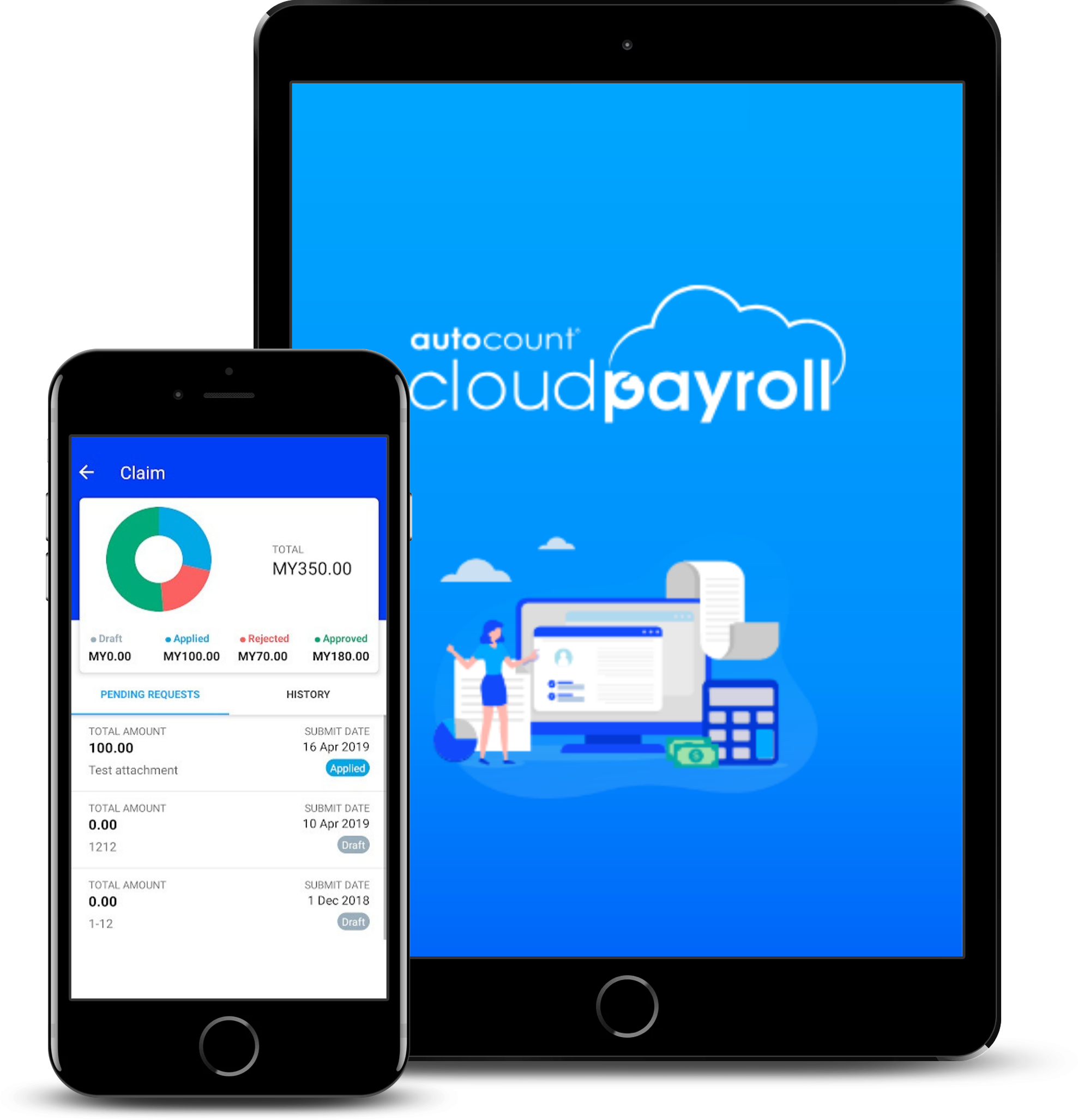 autocount cloud payroll  u0026 hr
