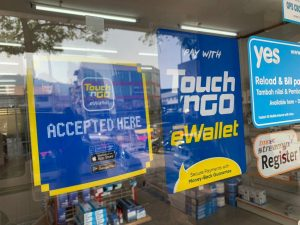 pay with touch and go